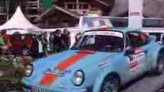Rallye du Mont Blanc 2007 VHC