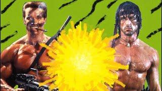Marvelous Mosell -  Commando VS Rambo