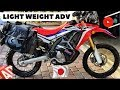 CRF250L Rally for Adventure