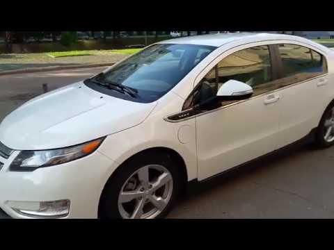 Шевроле Вольт Chevrolet Volt обзор купить