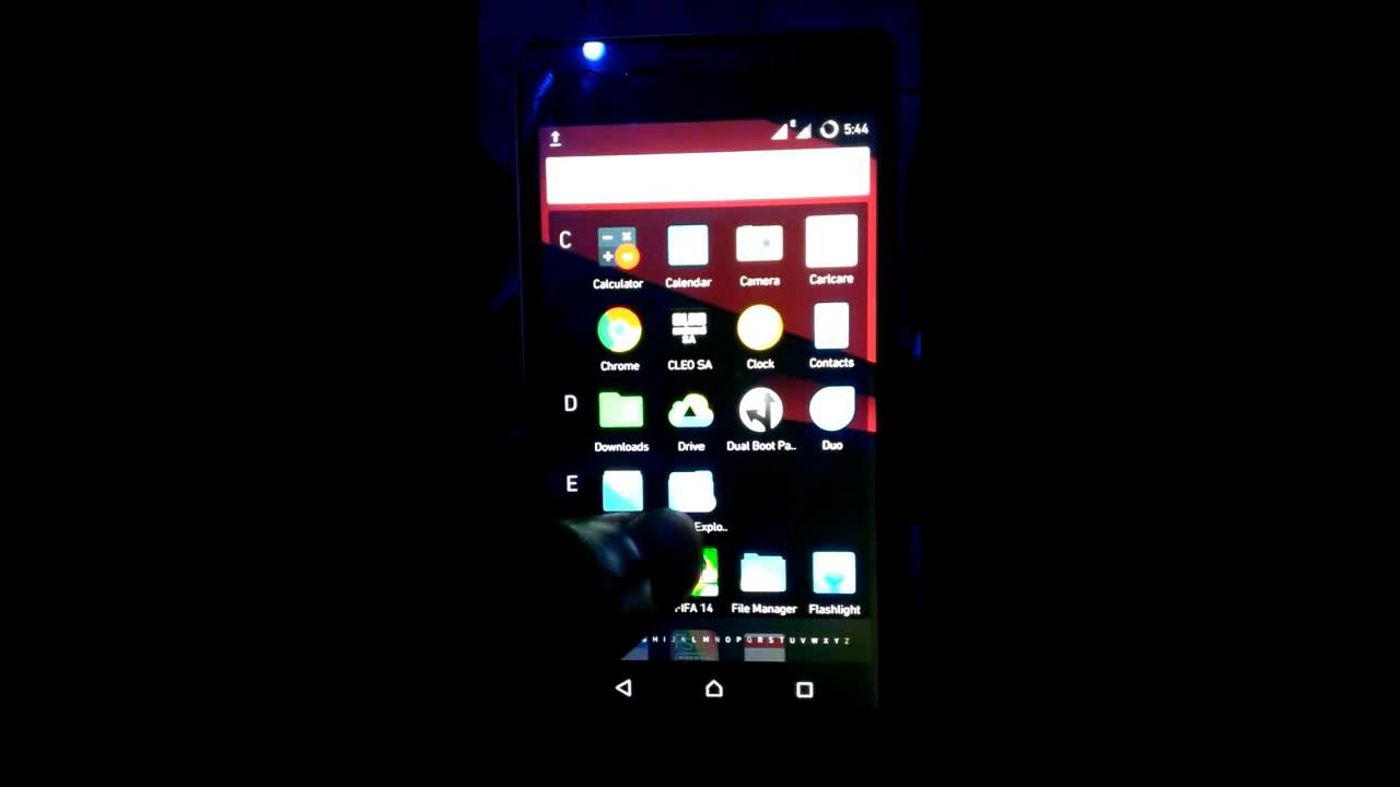 Dual Boot Infinix Hot 2 Infinix ROM or Android One ROM