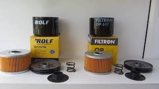 Масляный фильтр Rolf OFR-2084