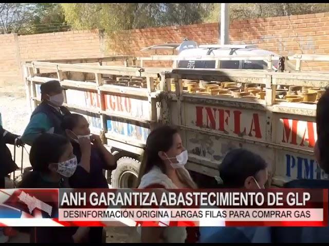 ANH GARANTIZA ABASTECIMIENTO DE GLP