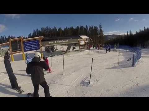 Gopro- Skiing in Breck