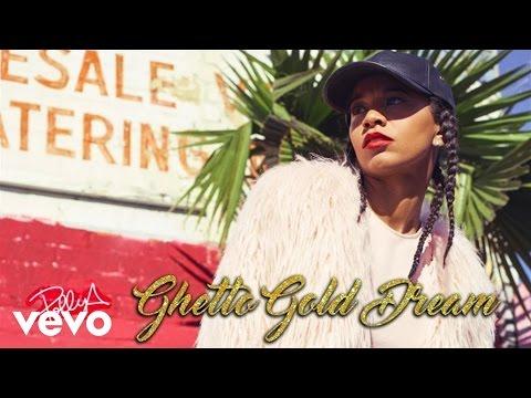 Polly A - Ghetto Gold Dream (Audio)