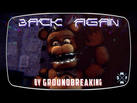 [SFM FNaF] BACK AGAIN | Song Animation