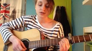 Octobre - Francis Cabrel (cover folk guitar)