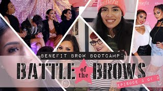 And the WINNER is…   Battle of the Brows Ep. 3