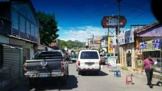 Conociendo El Salvador: Santa Rosa de Lima. Camino a la Laguna de Olomega en la Union. P1