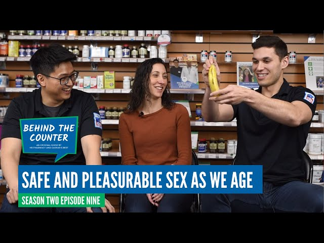 Safe And Pleasurable Sex As We Age
