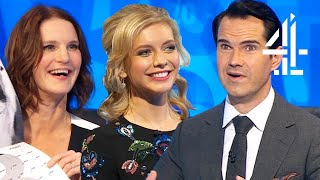 Has Rachel Riley Done Countdown DRUNK?! | 8 Out of 10 Cats Does Countdown