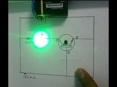 ⚙⚙How to make Dark Sensor with LDR ,Light Sensor , Automatic ...