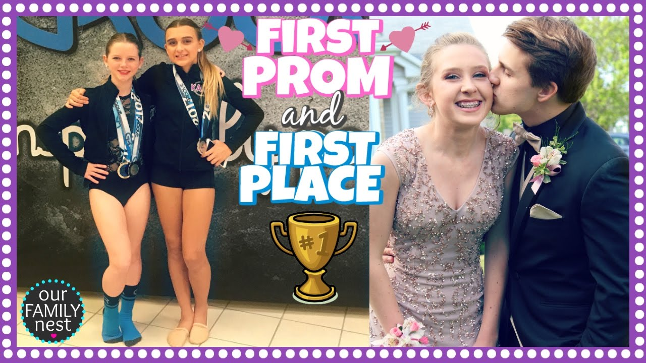 First Prom Winning First Place Youtube