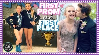 first prom winning first place