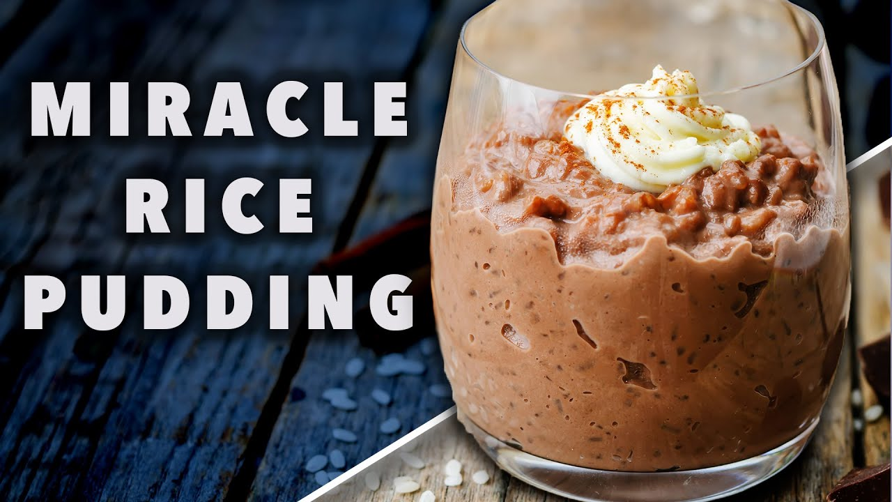 This Rice Pudding is a Miracle! - YouTube