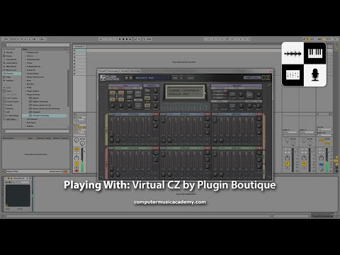 Virtual CZ by Plugin Boutique | Review | Computer Music Academy