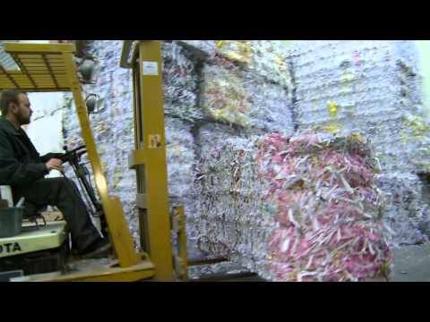 Document shredding services in Toronto
