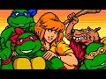 Download TMNT: Turtles in Time (Arcade) All Bosses (No Damage)
