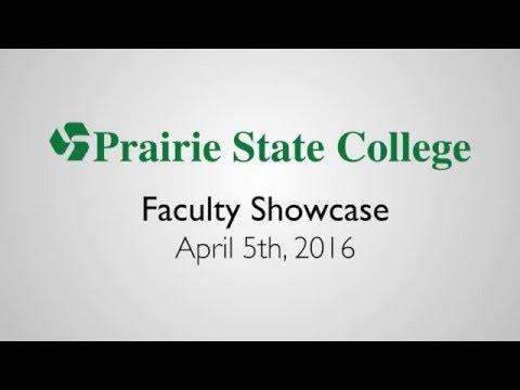 Prairie State College Faculty Showcase