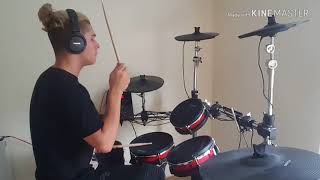 Bugzy Malone - Run Ft. Rag'n'Bone Man - Drum cover