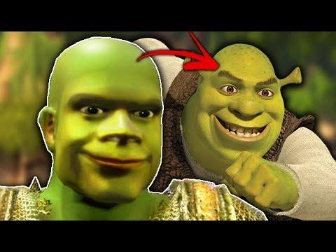 Dark Souls Remastered: Shrek Returns