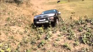 King Off The Road - Tata Safari Storme VX 4x4