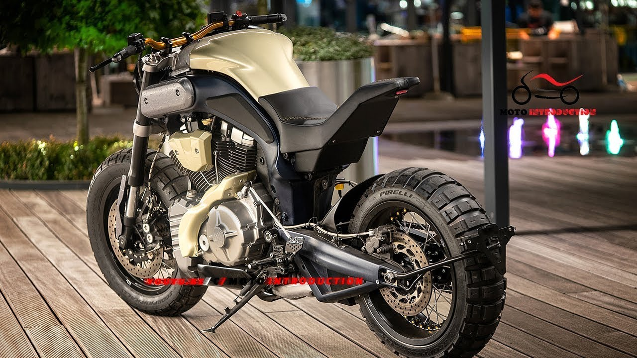 new yamaha mt 01 dirtfighter 2019 yamaha mt 01. Black Bedroom Furniture Sets. Home Design Ideas