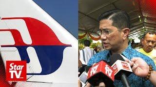 Azmin: Khazanah exploring more options on MAS' fate