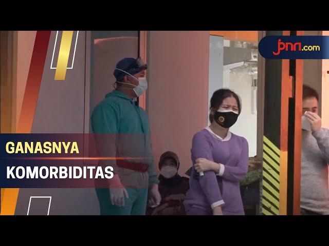 Luhut Menyebut Kematian Terbanyak Pasien Covid-19 Karena Komorbiditas - JPNN.com