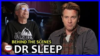 Doctor Sleep - (SPOILERS) Behind The Scenes - Stephen King & Ewan Mcgregor Interview