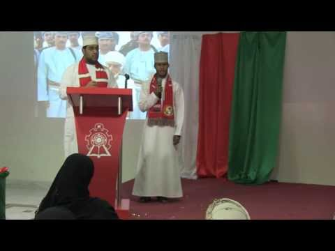 Oman National Day Celebration 2013