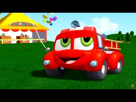 Finley The Fire Engine  Trucking Rivalry  Full Episode  Cartoons For Kids