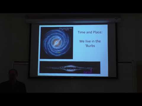 "Carey Lisse - ""Prospects for Life & Human Habitability"" (Physics Colloquium 2018)"