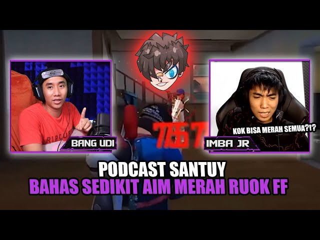 RUOK CHEATER?!? With IMBA JR (PODCAST SANTUY)