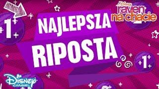 Najlepsza riposta! | Raven na chacie | Disney Channel Polska