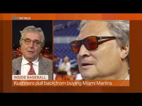 Money Talks: Jared Kushners pull back from buying Miami Marlins