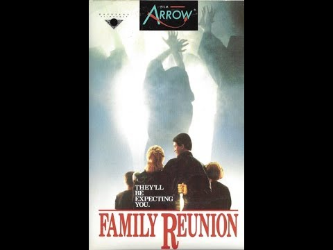 Family Reunion 1989 Ps  Dutch VHS Release