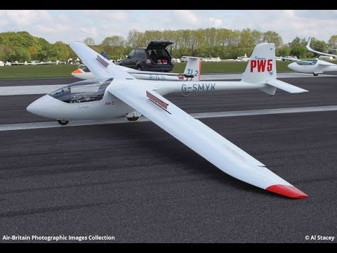 flying glider sailplane getting low landing is imminent what are