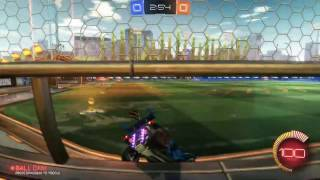 RLBot Plays First Game of Rocket League