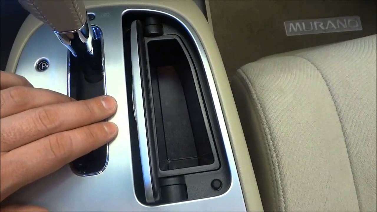 The New 2014 Nissan Murano Virtual Tour Interior