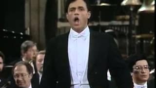 Frank Lopardo in Carmina Burana - Carl Orff ( Olim lacus colueram )