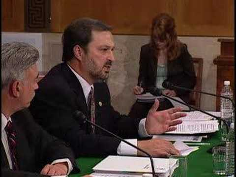 FPA President Testifies at Senate Hearing
