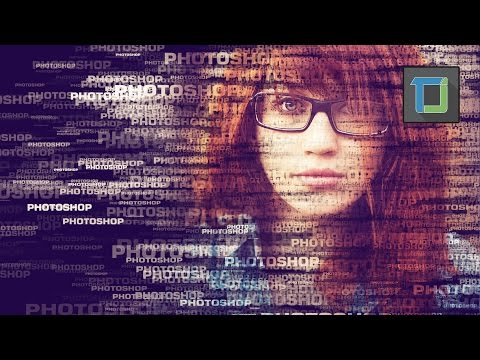 text-portrait-effect-|-photoshop-tutorial-cs6-|-photo-effects-[-episode-22]