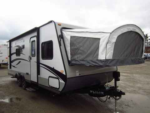 Awesome HaylettRVcom  2015 Jay Feather Ultra Lite X23B Hybrid