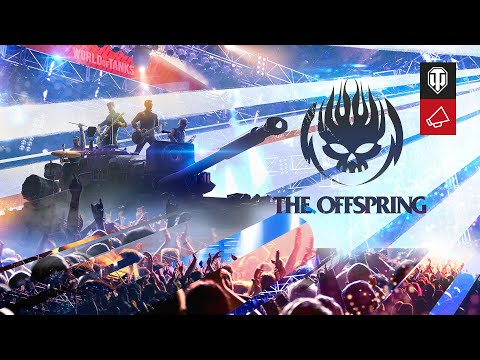 SHROOM - The Offspring Rock The Virtual Stage In The Video Game 'World of Tanks'