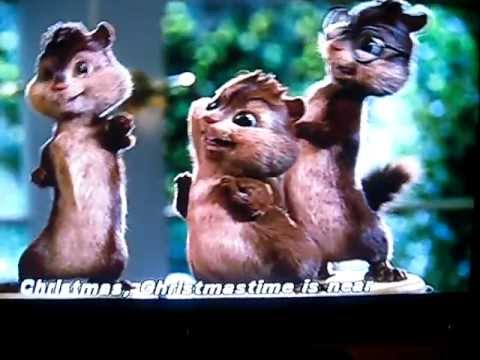 Alvin and the chipmunks - Christmas Don't Be Late [Music Video]