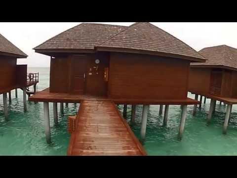Olhuveli Maldives Paradise - Jacuzzi Water Villa