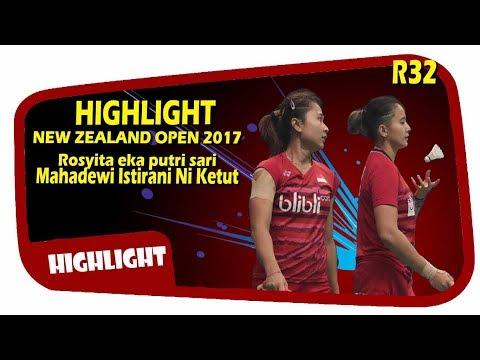 HIGHLIGHT - Rosyita Eka Putri Sari/Ni Ketut Mahadewi Istarani VS Mayu Matsumoto/Wakana Nagahara