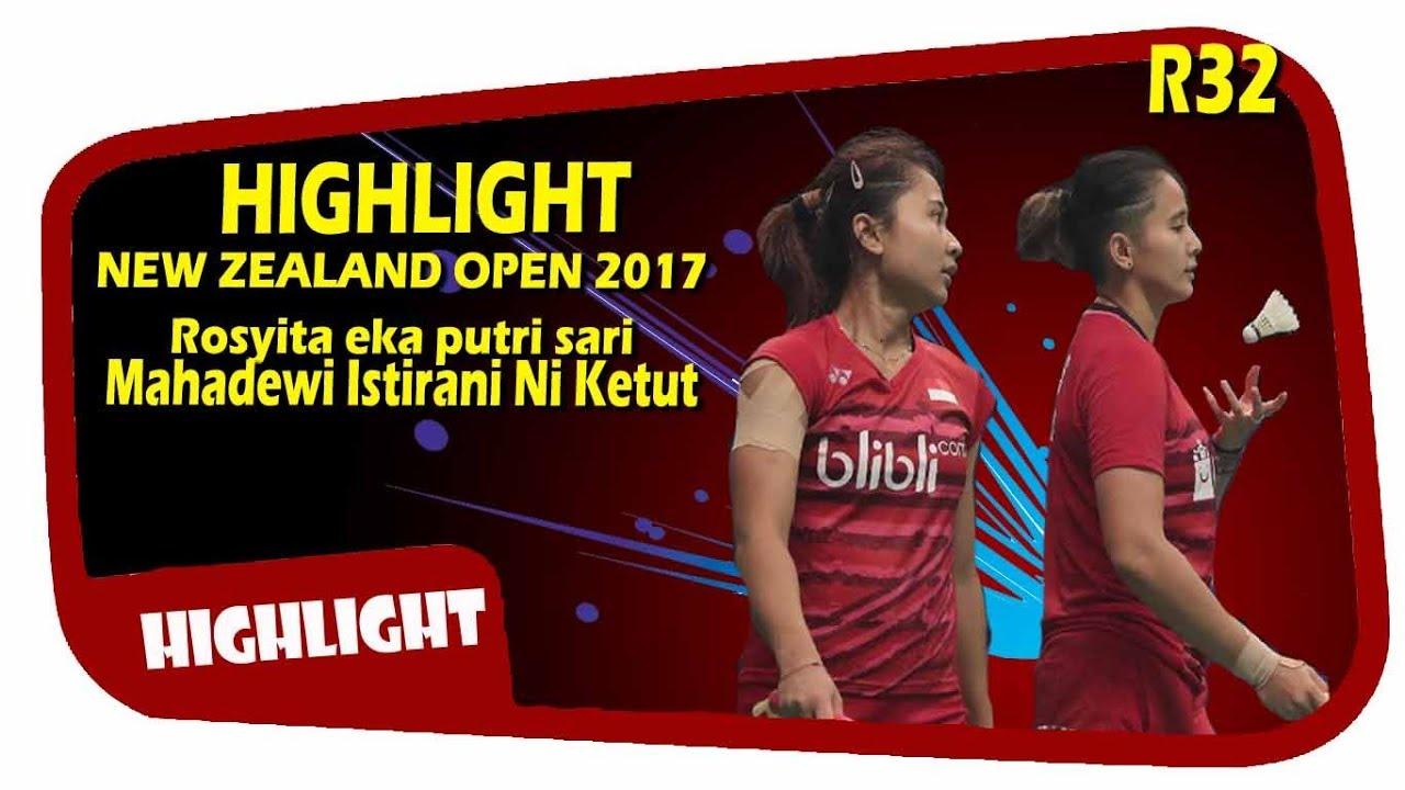 HIGHLIGHT Rosyita Eka Putri Sari Ni Ketut Mahadewi Istarani VS