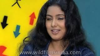 Indian playback singer Harshdeep Kaur talks about her first album Romantica